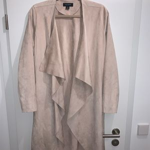 Halogen Jackets & Coats - Halogen faux suede trench